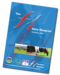The F1 Dairy Blueprint 7th Edition 2020